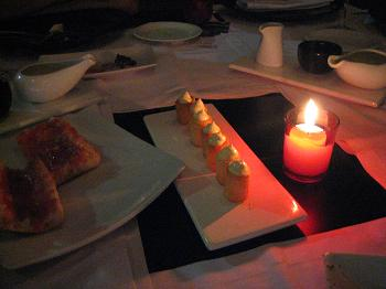 Pan con tomate e a versão 'mansa' das 'patatas bravas'