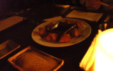 Gostosas trouxinhas de camarão para enganar a fome