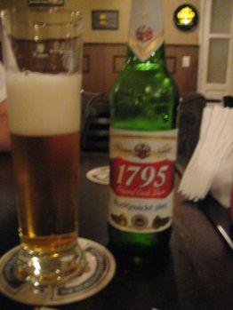 Mulligan: atendimento simpático e boas opções como a tcheca 1795 e a belga Chimay