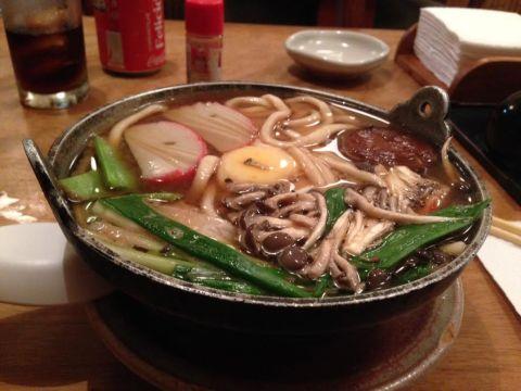 Nabeyaki Udon do Sushi Guen